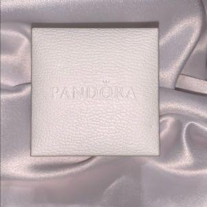 Pandora RoseGold Ring Brand New
